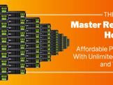 10 Best Master Reseller Hosting (2020): Unlimited cPanel and WHMCS