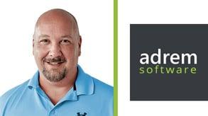 Michael Kulchisky, Sr. Systems Engineer/Solution Architect , and AdRem logo