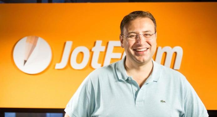 Photo of JotForm Founder Aytekin Tank