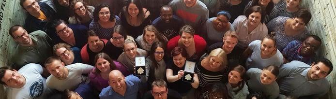 Photo of Hetzner customer service team