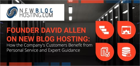 New Blog Hosting Offers Service And Guidance