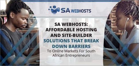 How Sa Web Hosts Built A South African Hosting Solution