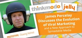 Thinkmodo Co-Founder and Jelly CEO James Percelay Discusses the Evolution of Viral Marketing and a New Approach to Spreadable Media