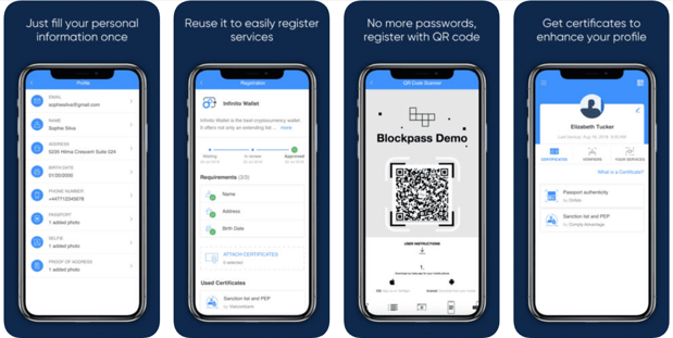 Multiple Blockpass screenshots