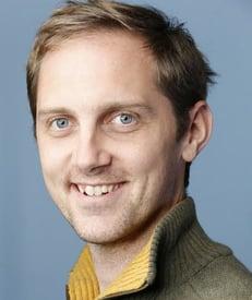 Photo of JotForm Director of Communications Chad Reid