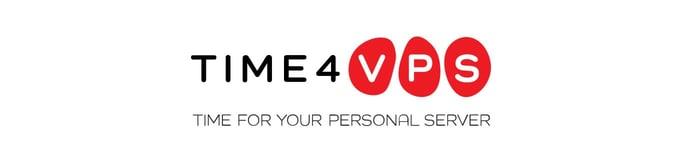 Time4VPS logo