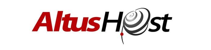 AltusHost logo