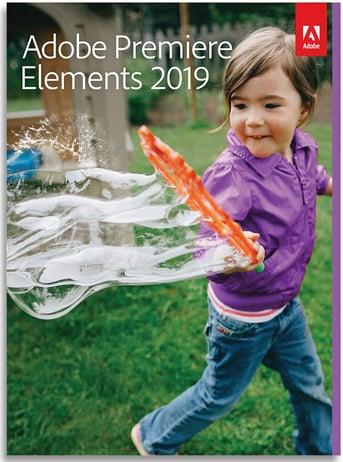 Adobe Premiere Elements 2019 logo
