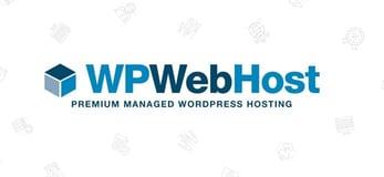 Screenshot of WPWebHost banner