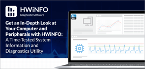 Get an In-Depth Look at Your Computer and Peripherals with HWiNFO: A Time-Tested System Information and Diagnostics Utility