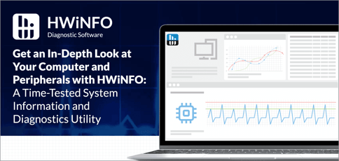 Hwinfo Provides An In Depth Hardware View
