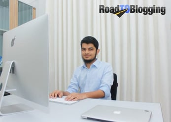 Photo of RoadToBlogging.com Founder Istiak Rayhan