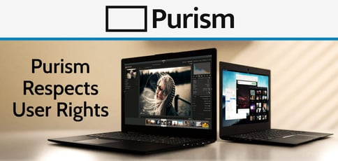 Purism Respects User Rights