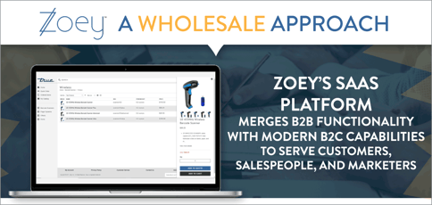 Zoey Offers A Novel Approach To B2b Ecommerce