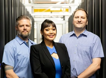 Photo of the Opus Interactive Executive Leadership Team