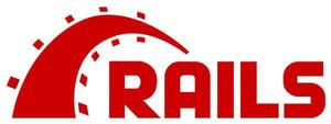 Ruby on Rails logo