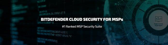 Bitdefender Cloud Security for MSPs