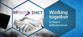 ZNet Technologies acquired by RP tech India banner