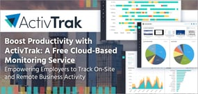 Boost Productivity with ActivTrak: A Free Cloud-Based Monitoring Service Empowering Employers to Track On-Site and Remote Business Activity