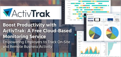 Boost Productivity With Activtrak