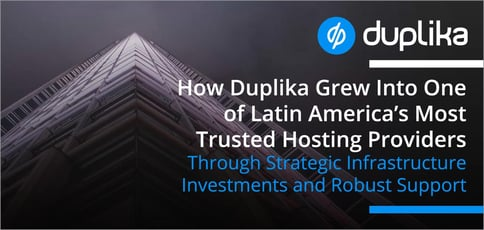 Duplika Is A Trusted Latin American Host