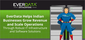 EverData Helps Indian Businesses Grow Revenue and Scale Operations Through Robust IT Infrastructure and Software Solutions
