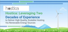 Hostica: Leveraging Two Decades of Experience to Deliver High-Quality, Scalable Hosting Via Renewable Energy Sources