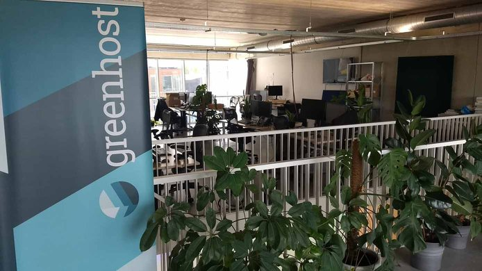 Photo of Greenhost offices