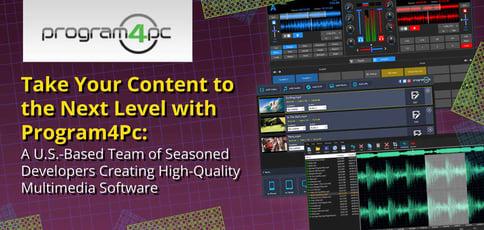 Program4pc Delivers Advanced Multimedia Software