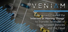 How Veniam Created the 'Internet of Moving Things' to Transfer Terabytes of Data Between Vehicles and the Cloud