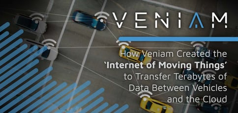 Veniam Created The Internet Of Moving Things