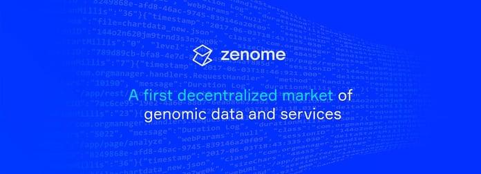 Zenome logo
