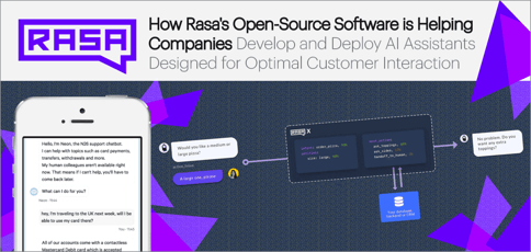 How Rasa's Open-Source Software is Helping Companies Develop and Deploy AI Assistants Designed for Optimal Customer Interaction