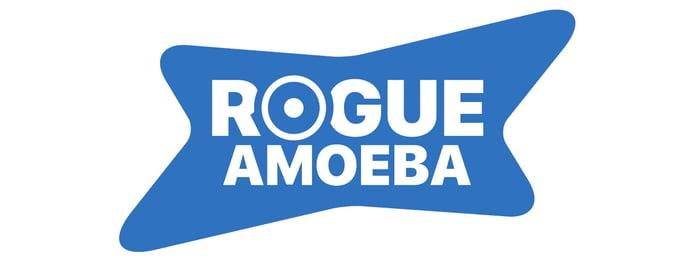 Rogue Amoeba logo