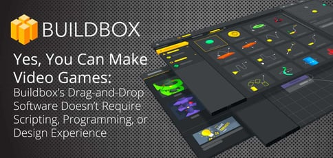 Create Professional Video Games With Buildbox
