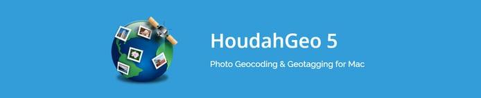 HoudahGeo logo