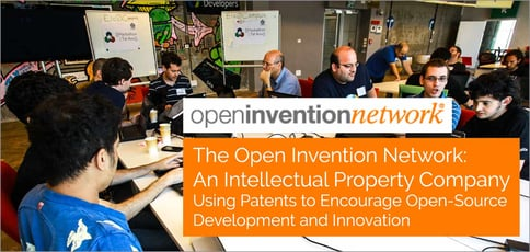 Oin Is Building A Patent Non Aggression Community