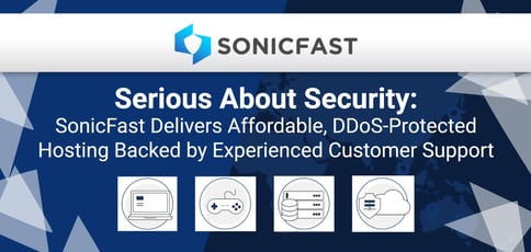 Sonicfast Is Serious About Security