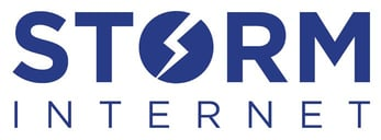 Storm Internet logo