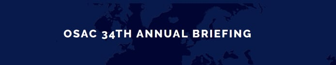 OSAC Annual Briefing banner