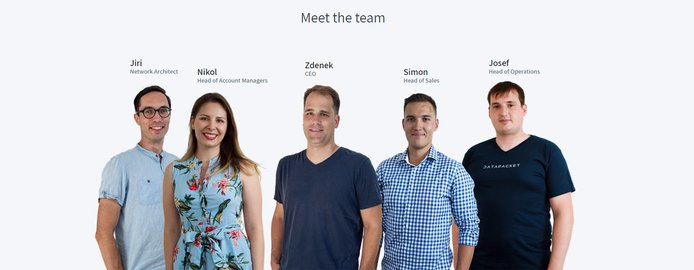 Meet the DataPacket team