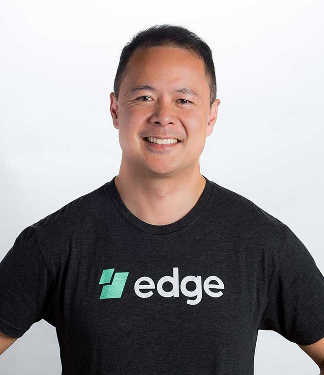 Edge CEO Paul Puey
