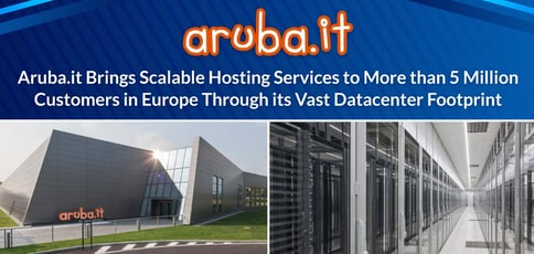 Aruba It Offers Scalable Hosting For Eu Businesses