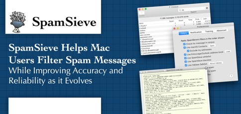 Spamsieve Helps Mac Users Filter Spam Messages
