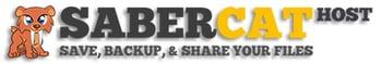 SaberCatHost logo