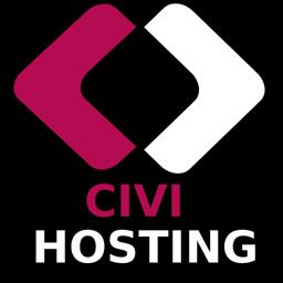 CiviHosting logo
