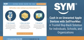 Cash in on Unwanted Apple Devices with SellYourMac: A Trusted Buy-Back Solution for Individuals, Schools, and Organizations