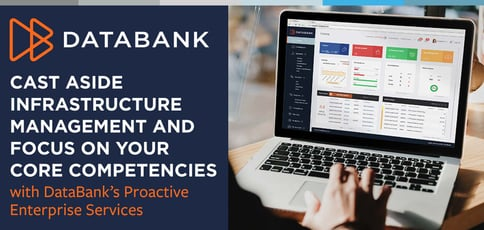 Databank Delivers Proactively Managed Infrastructure