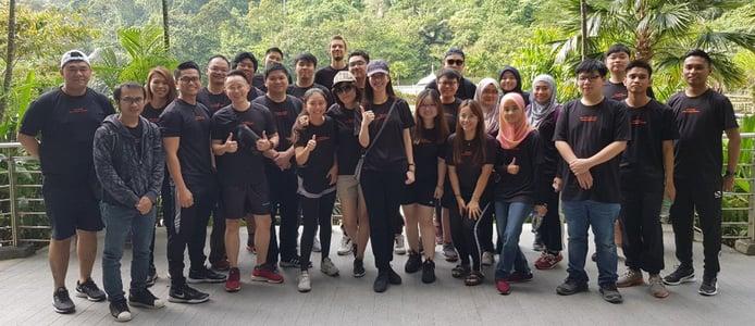 The IPServerOne team