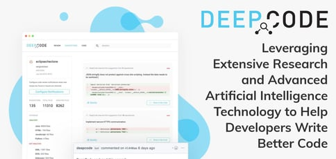 Deepcode Delivers Better Code Through Advanced Ai